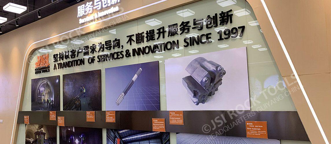 Company Showroom - Services & Innovation